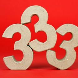 3 x 3